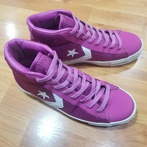 Converse Steal The Show Pink/Purple Hightops